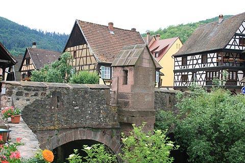 kaysersberg fortified bridg