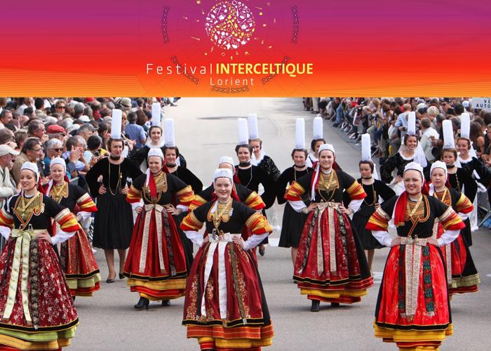 Lorient Celtic Festival