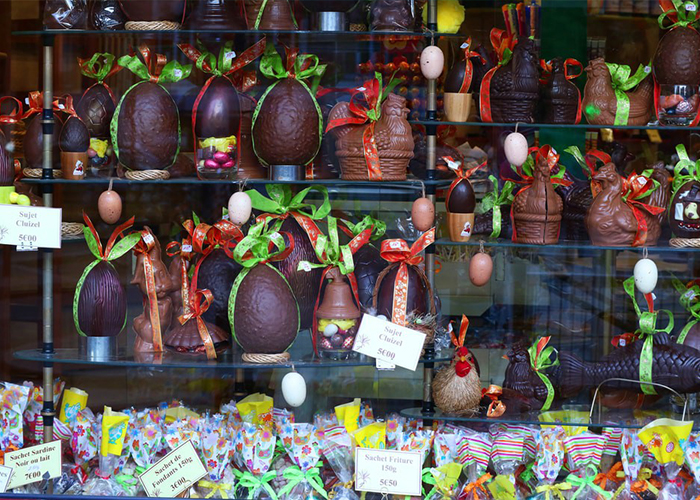 Easter tradition in France