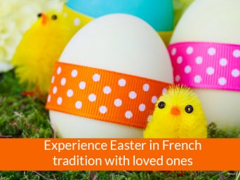 Easter in French tradition