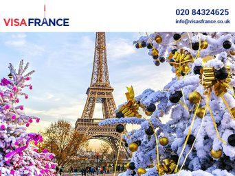 Christmas in Paris 2020