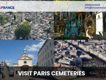 Visit Paris Cemeteries