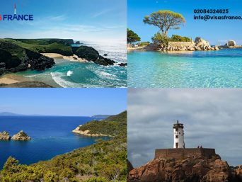Islands of France
