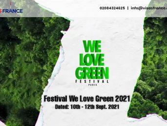 Festival We Love Green 2021