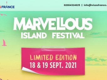Marvellous Islands 2021
